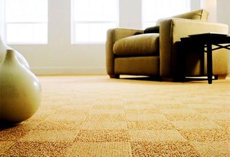 karpet rumah yang halus