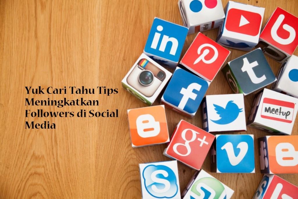 sosial media yang harus dioptimasi
